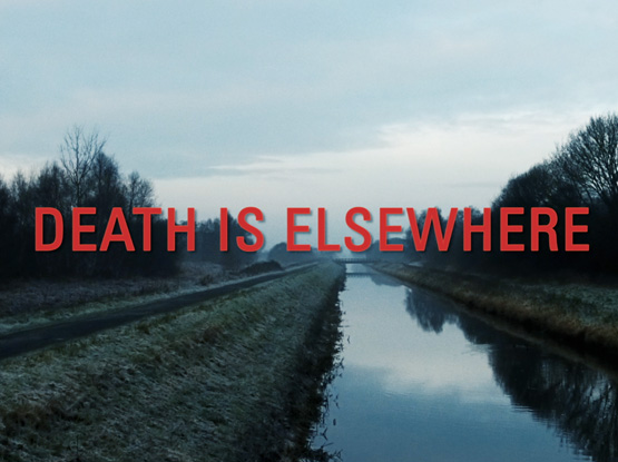 Death Is Elsewhere - Part 1 of The DBT Trilogy