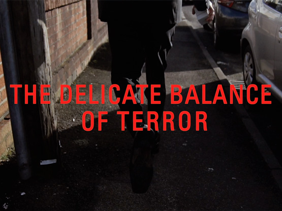 The Delicate Balance of Terror - Part 2 of The DBT Trilogy